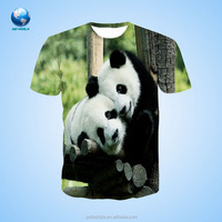 factory custom dye sublimation t-shirt printing 2016 with top quality