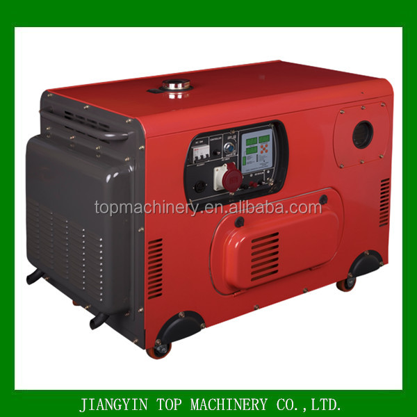 industrial diesel electric power generator
