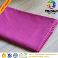"polyester cotton 45*45 133*72 58/59"" stocklot poplin fabric in china"