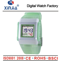 new fashion fancy digital lady wrist watch