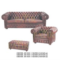 Sofa CHESTER Brown