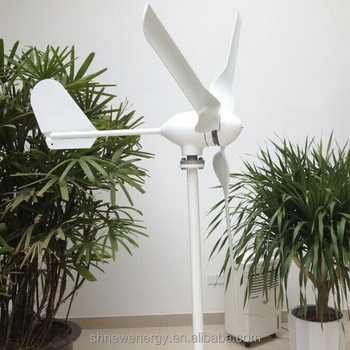 Horizontal M3 Type 400W 12V or 24V wind turbine generator from china