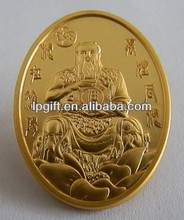 Promotion gift hot sale new fashion fake coins greek