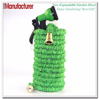 New 2017 Expandable Water Hose Brass