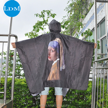 factory price for pvc festival raincoat/custom pvc festival raincoat