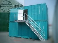 Combined Container Housing