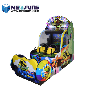 Hot Selling Shooting Coin Operated Arcade Game Machine Ticket Redemption Game Machine For Sale
