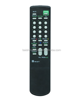 high quality multi frequency universal gate remote control with ABS+IC materials
