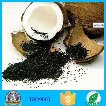 Factory Supply Coconut Shell Carbon For Grease Decoloration Refining