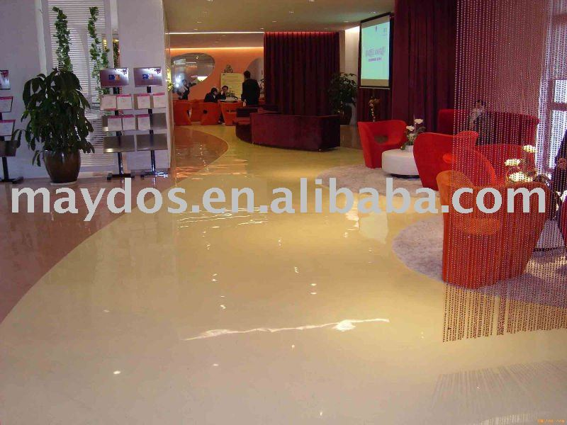 Maydos epoxy floor paint for concrete floor decoration
