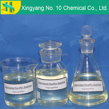 Factory supply chlorinated paraffin for pvc fire retardant