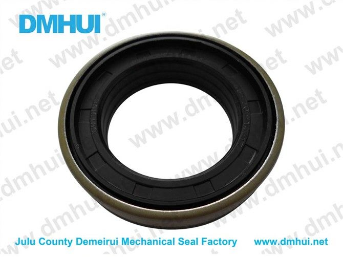 Rubber oil seals double lips for tractor and engine made in china