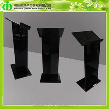 DDL-0047 ISO9001 Shenzhen Factory Wholesale SGS Test New Design Art Podium Stand