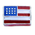 floating charms wholesale (American flag)