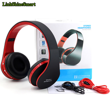 Foldable sport stereo wireless earphone ,Noise Cancelling Headphones for smart mobile cell phone