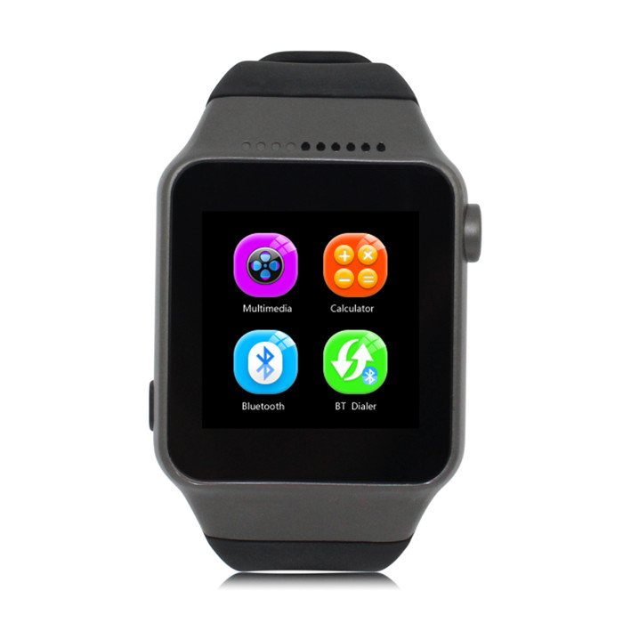 <strong>GSM</strong> 850/900/1800/1900 Smart Watch Phone, Mobile Phone Watch with Touch Display