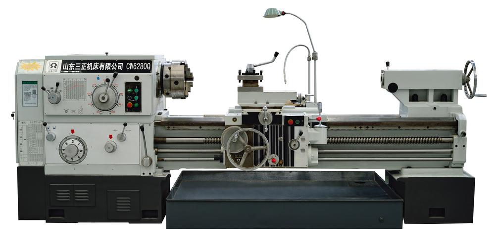 Máquina de torno manual CW6280B