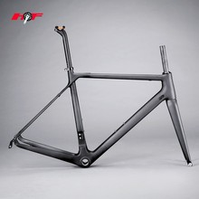 New design Hongfu only super light carbon frame road bike carbon frameset FM069+fork+seat post