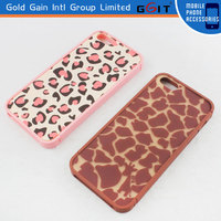 Hot Sale 3 in 1 PC Case For iPhone 5G, Factory Wholesale Price Cell Phone Case For iPhone 5G