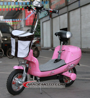 Best Selling 250W Electric Bike with Scooter Style
