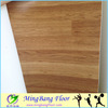 PVC maple, oak, teak pattern flooring, PVC basketball flooring roll