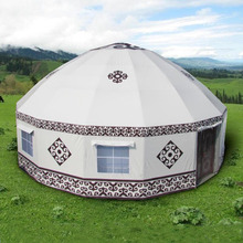 Inflatable Yurt tent / Dome tent for outdoor family house