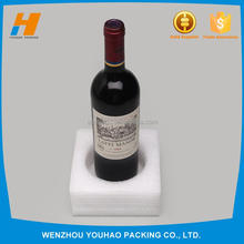 High density small Custimized EPE foam block for packing wine bottles