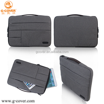 13.3 inch waterproof and shockproof laptop sleeve laptop case for Macbook Air / Pro