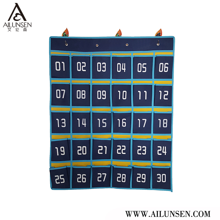 Wholesale Nowoven 30 Numbers Wall Charts For Kids