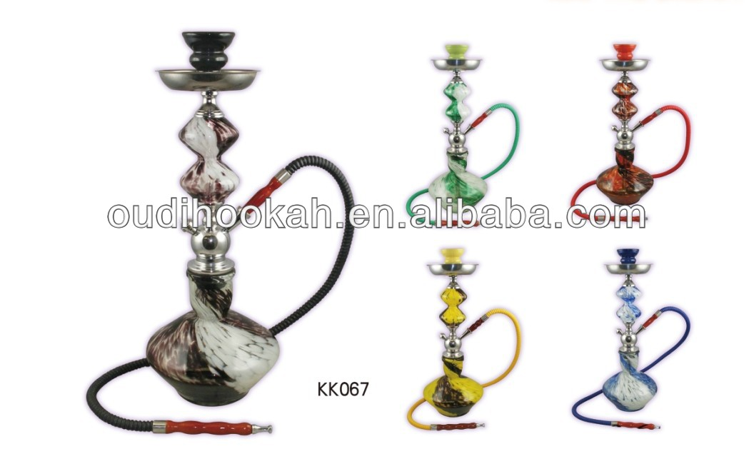 Europe and America Colorful Smoke Hookah Manufactures Of Narghile