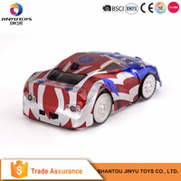 New remote control toy toy cheap plastic cartoon toy , rc drift car