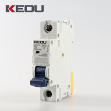 KEDU High Quality Mini Circuit Breaker Single Pole 2 Amp MCB With CCC CE VDE