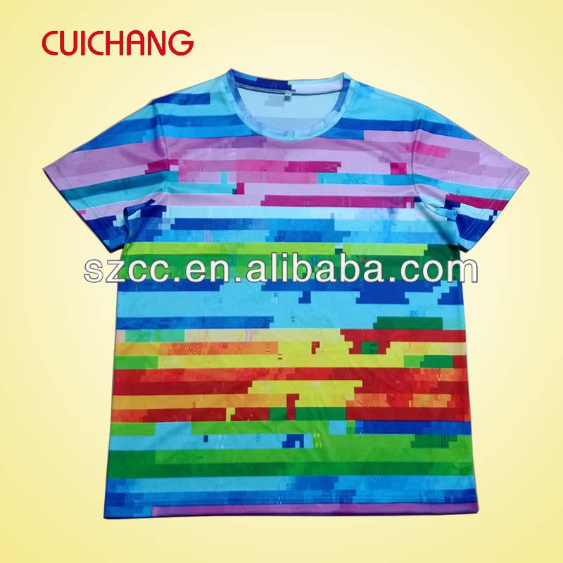Microfiber t shirt fabric,korea t shirt