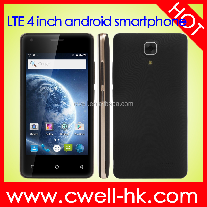 UNIWA A5 4 inch IPS Screen MTK6735M Quad Core 1GB RAM 8GB ROM 5MP Camera Low Price 4G Mobile Phone