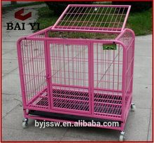 Welded Wire Dog Crate / PVC Dog Kennel / China Pet Cage