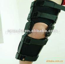 Immobilizing Knee Brace (Internal and external hard aluminum alloy)