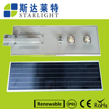 80w colorful led luminaire mono solar panel solar powered projectors