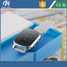 Real time tracking free online software gps watch tracker for children