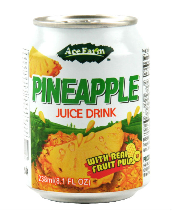 Fruit Juice with real Pulp - Pineapple