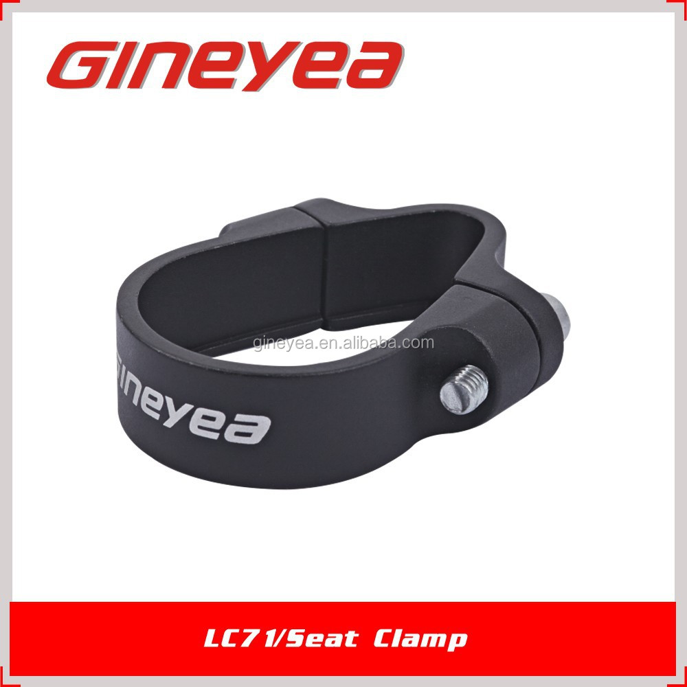 GINEYEA Promax LC71 alloy seat clamp/Bicycle pipe clamp