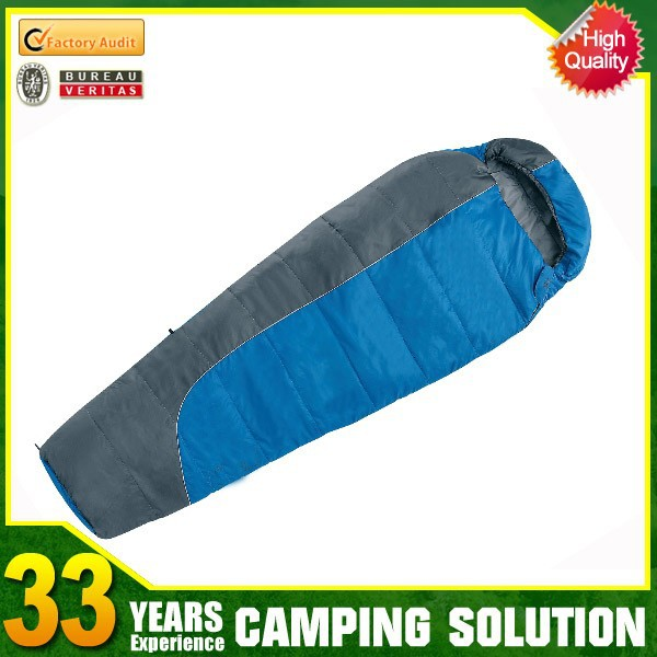 Hot Sale 100% Cotton Flannel Envelope Travel Sleeping Bag