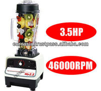 BEVERAGE MACHINE - HEAVY DUTY HIGH-SPEED BLENDER (3.5HP, 46000RPM)