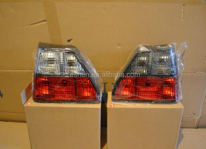 Crystal Smoke Red Tail Light For VW Volkswagen Golf MK2