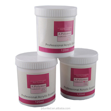 Wholesale Nail Acrylic Powder Acrylic Polymer Powder For Acrylic Nails In Bulk and Bottle Supplies OEM/ODM Pink White Clear