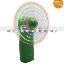 2012 london olympic led mini electric hand fan