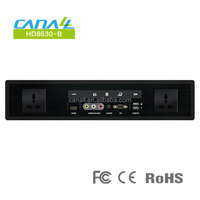 digital media player HD8630-B Black