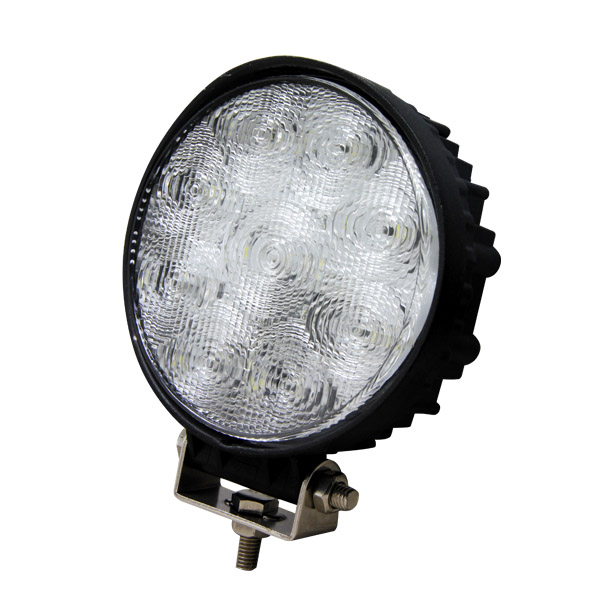 5 inch 27W CREE round led work light,driving lamp 6275