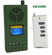 bird caller for hunting,mp3 bird callers,Built in 1800mah Battery