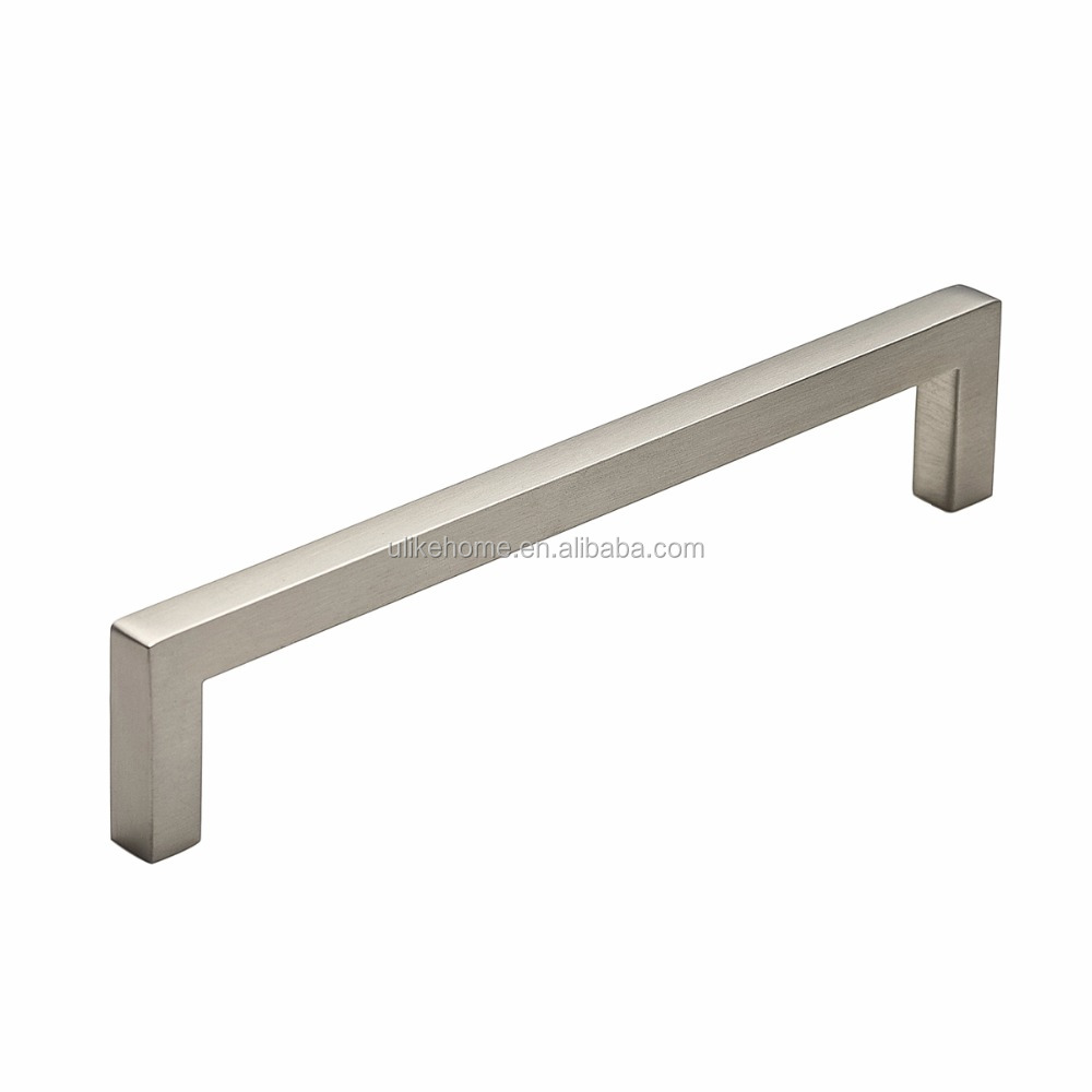 Customized size and design stainless steel drawer pull handle
