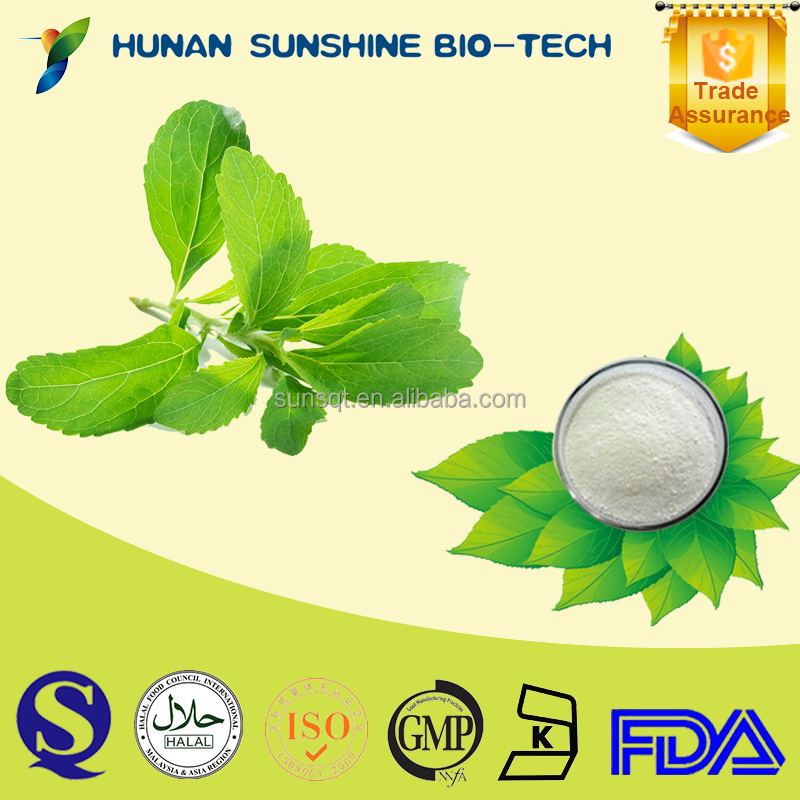 2015 Food and Beverage Raw Materials Sweetener Reb-a Stevia
